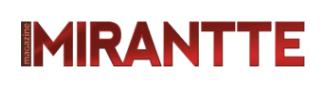 Logo of miranttemagazine.com.br