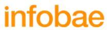 Logoen til infobae.com