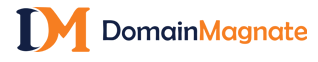 Logo of domainmagnate.com