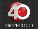 Logo de proyecto40.com