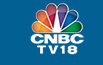 Логотип cnbctv18.com