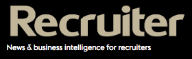 Logo di recruiter.co.uk