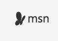 Logo of msn.com