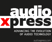 Logo of audioxpress.com