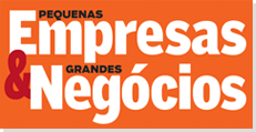 Logo-ul revistapegn.globo.com