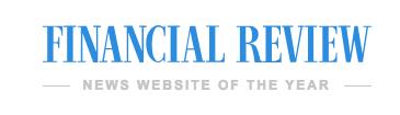 Logo of afr.com
