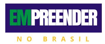 empreendernobrasil.com.br 로고