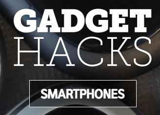 Logo smartphones.gadgethacks.com