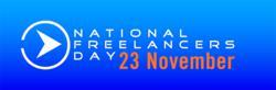 Logo of nationalfreelancersday.org.uk