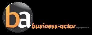 Логотип business-actor.com