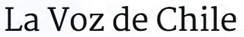 Logo of lavozdechile.com
