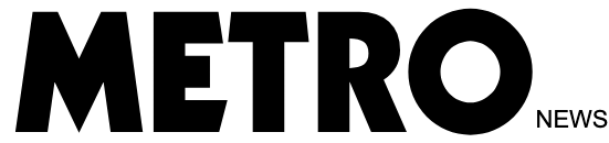 Logo of metro.co.uk