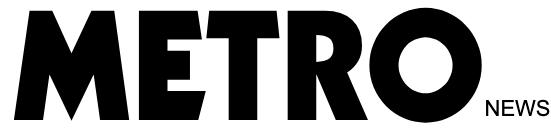metro.co.uk的标志