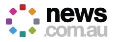 Logo của news.com.au