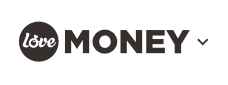 Logoen til lovemoney.com