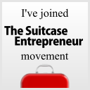 Logo of suitcaseentrepreneur.com